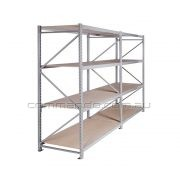 LONG SPAN SHELVING
