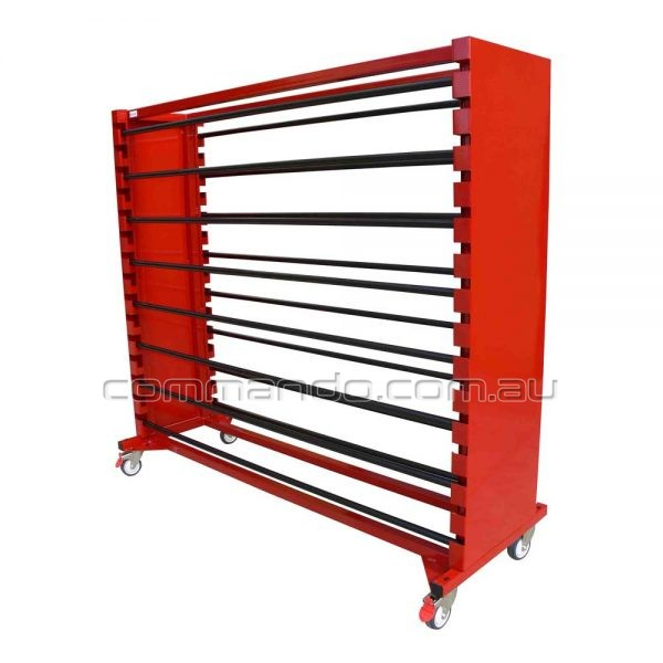 ROLL DISPENSER TROLLEY