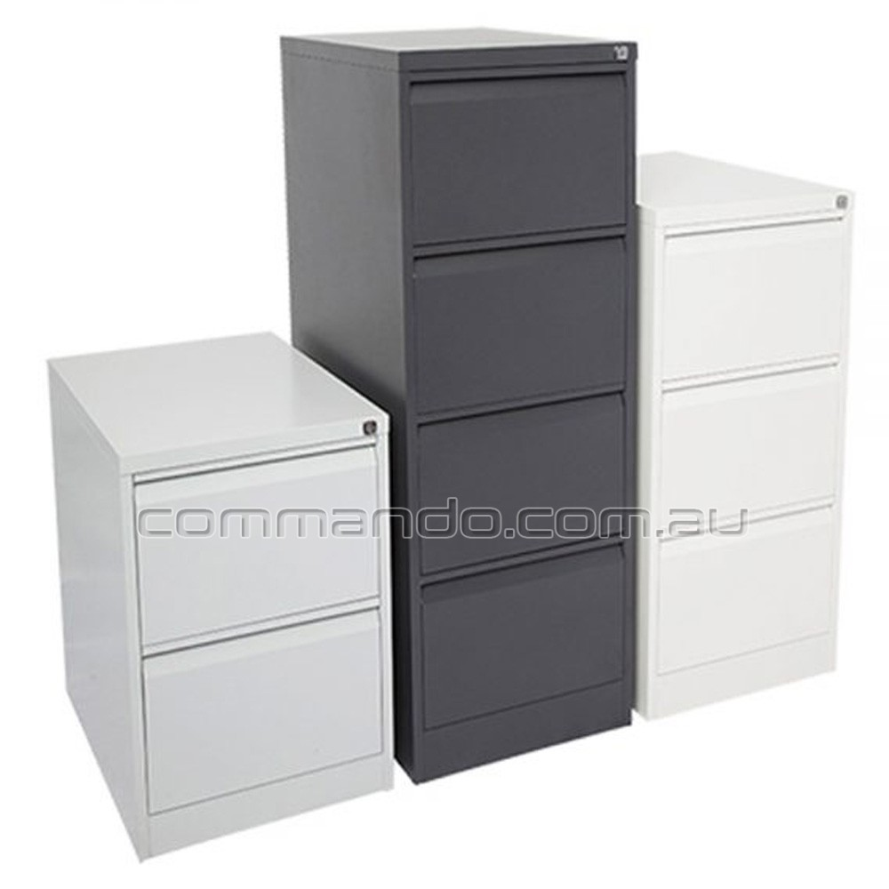 Vertical Filing Cabinet Cabinets Commando Storage Systems