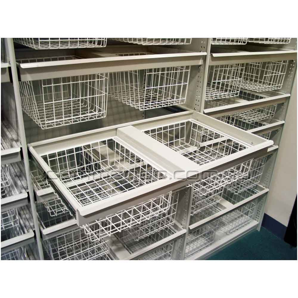 Pull Out Wire Basket Drawer Accessories Commando