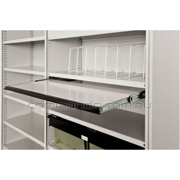 PULL OUT REFERENCE SHELF