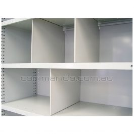 Partitioned Drawers