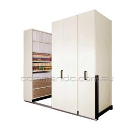 Mobile Shelving - EZI-GLIDE Office