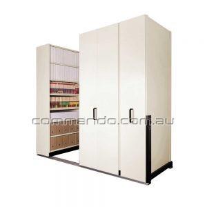 Mobile Shelving - EZI-GLIDE Office
