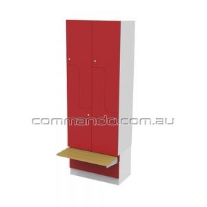 Timber Laminate Lockers in Melbourne
