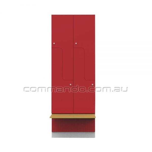 Timber Laminate Lockers in Australia