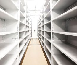 Archives mobile shelving