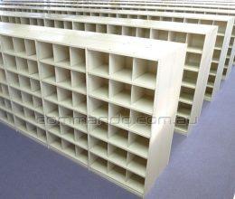 moduline-steel-shelving-installation