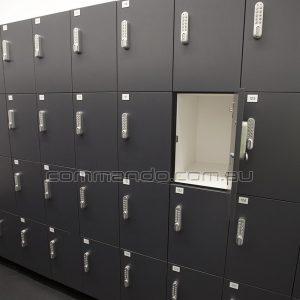 Timber Laminate Lockers