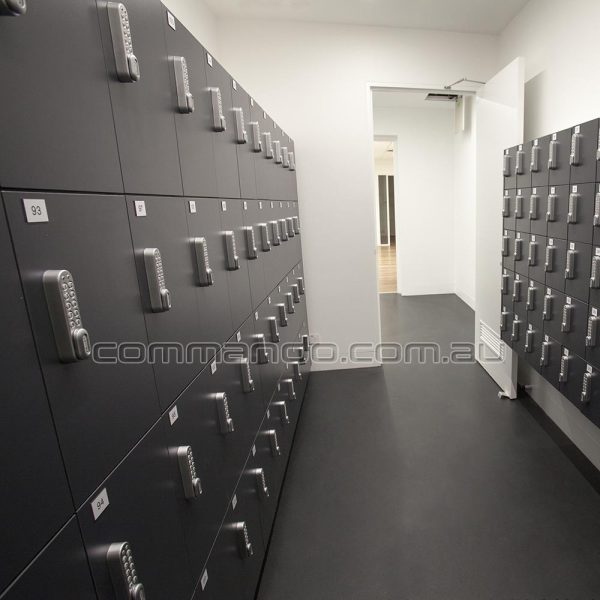 Timber Laminate Lockers Melbourne