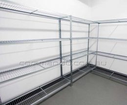 Wire-shelving-cool-room